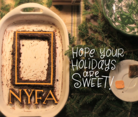 NYFA 2015: Holidays are Sweet