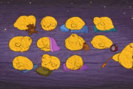 Sesame Street: Twelve Little Chicks